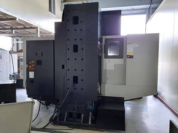 Used Vertical Machining Center Doosan Mynx 7500/50 2016