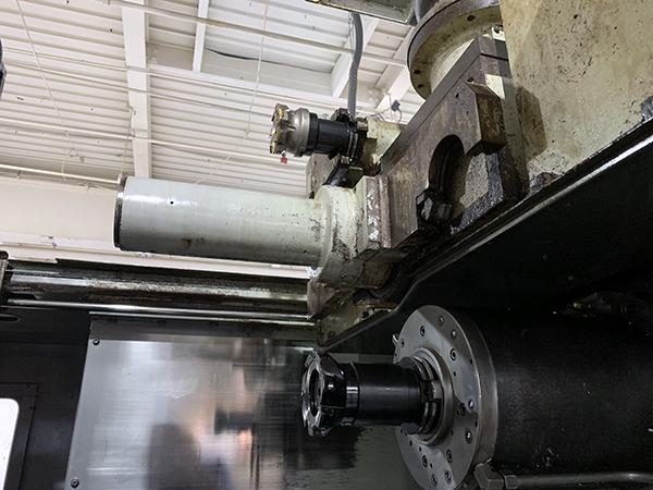 Used Horizontal Machining Center Mazak FH680X 1997