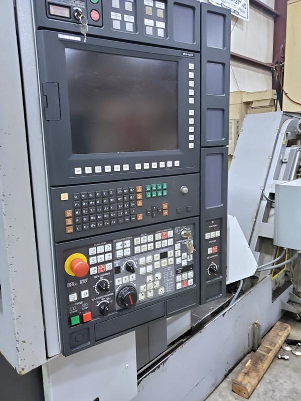 Used CNC Lathe Mori Seiki ZT2500Y 2008