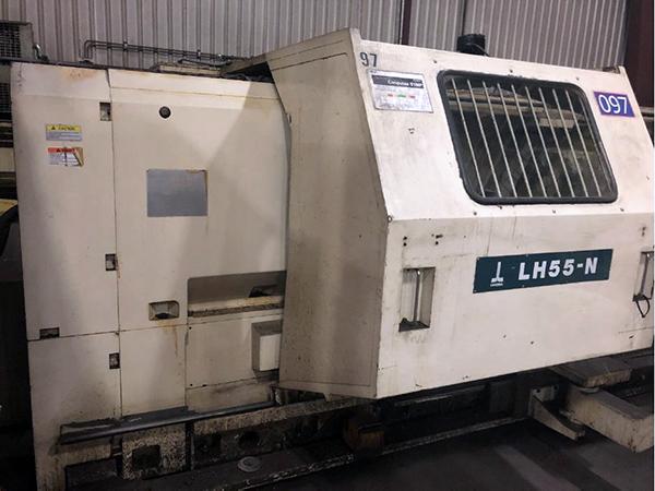 Used CNC Lathe Okuma LH55-N 2002