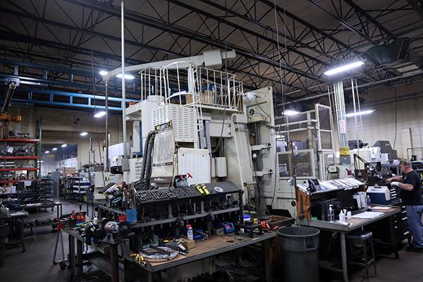 Used Gantry Machining Center Okuma MCV-AII 1997