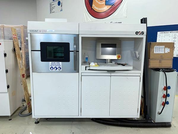 Used 3D Printer EOS EOSINT M 270 2014