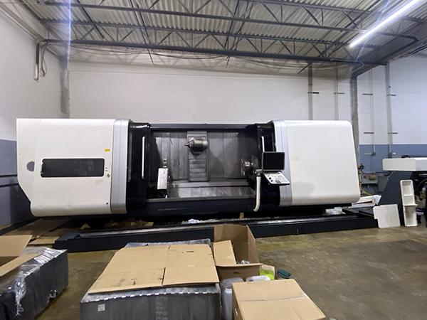 Used 5 Axis Lathe DMG Mori CTX Gamma 3000 TC 2013