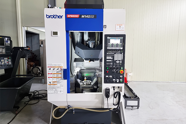 Used 5 Axis Machining Center Brother M140X2 2018