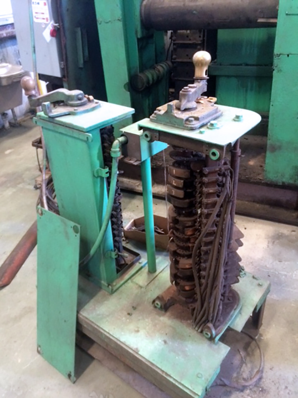 Used Bending Roll Webb 16L 1956
