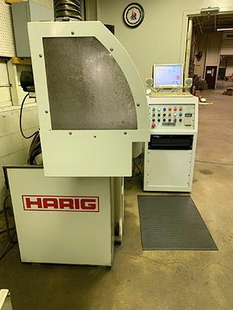 Used CNC Grinder Harig EZ SURF II 2007