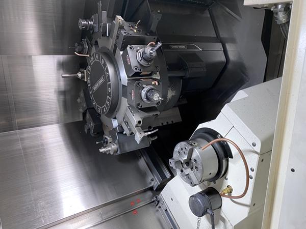 Used CNC Lathe DMG Mori NLX 2000/500SY 2016