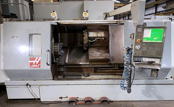 Used CNC Lathe Haas SL-30LB 2007