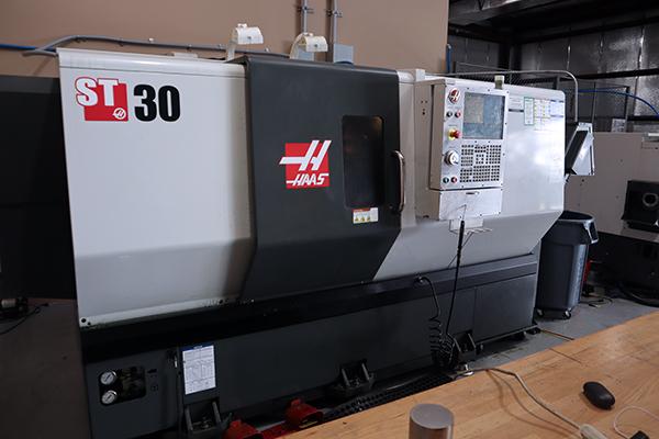 Used CNC Lathe Haas ST-30 2011