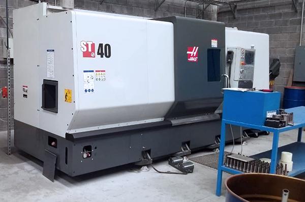 Used CNC Lathe Haas ST-40 2018