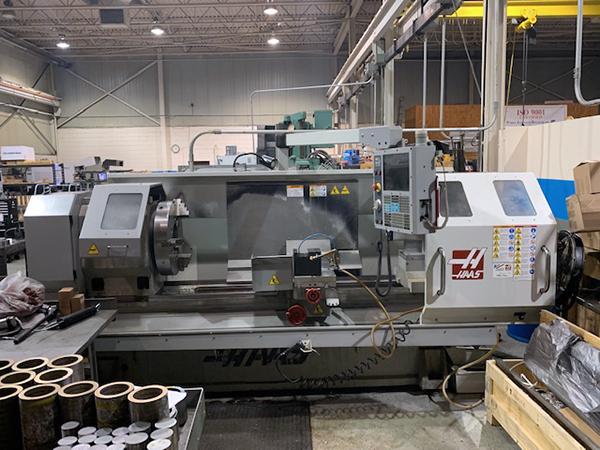 Used CNC Lathe Haas TL-3B 2008