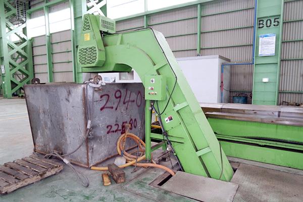 Used CNC Lathe Hankook R70W 2010