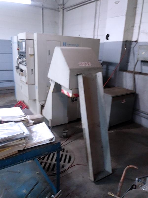 Used CNC Lathe Hardinge GS 200 2007