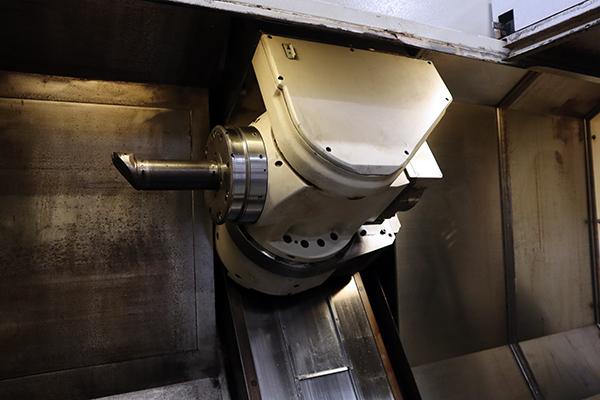 Used CNC Lathe Mazak Integrex 400-IV 2009