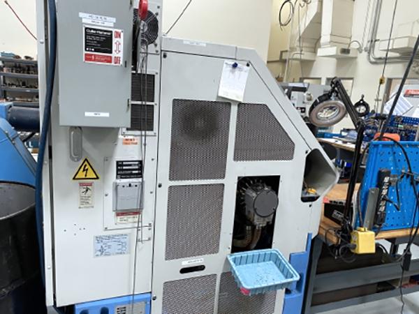Used CNC Lathe Mazak QT-10 2000