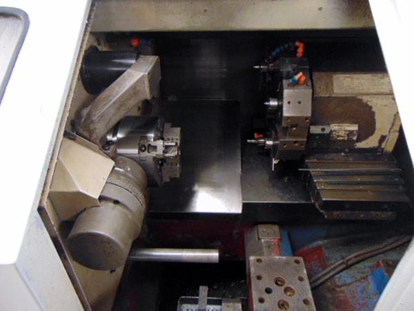 Used CNC Lathe Mazak QT-8 1988