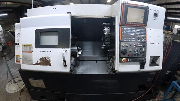 Used CNC Lathe Mazak QTN 250-II 2007