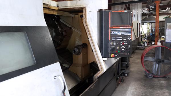 Used CNC Lathe Mazak QTN 450-II 2008
