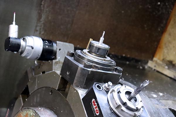 Used CNC Lathe Mori Seiki NL3000MC/3000 2006