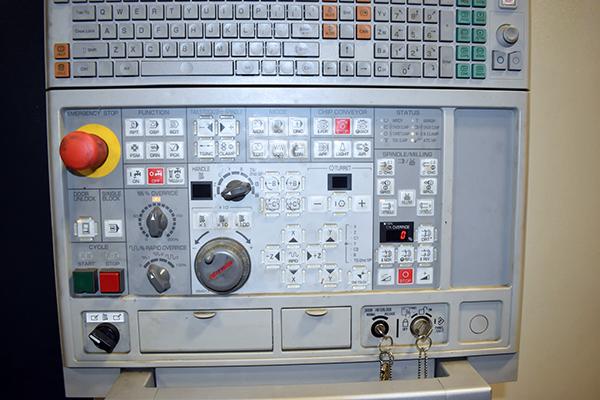 Used CNC Lathe Mori Seiki NT-5400 DCG/1800S 2011