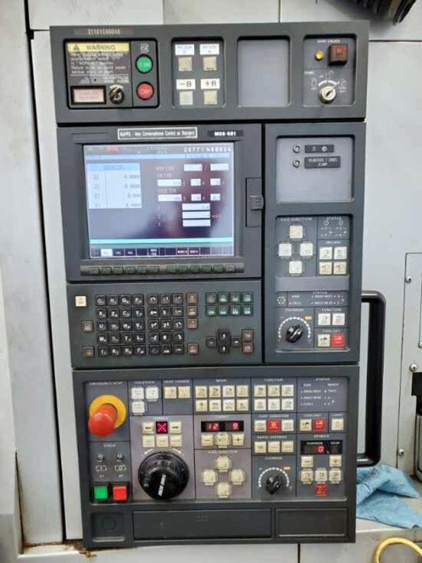 Used CNC Lathe Mori-Seiki ZT1000Y 2003