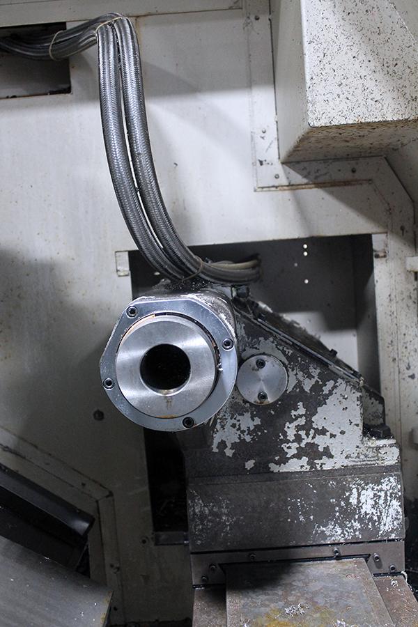 Used CNC Lathe Okuma LNC-8C 1992