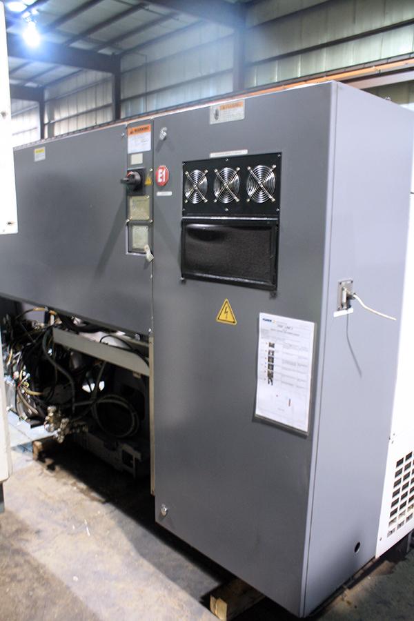 Used CNC Lathe Okuma LU-300 2ST 2011