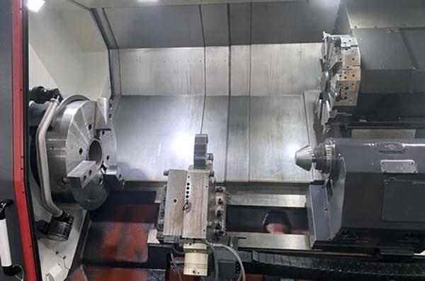 Used CNC Lathe Samsung (SMEC) SL 4500/3000 2019
