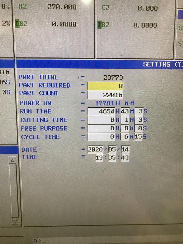 Used CNC Multi Tasking Center Nakamura Tome WT300 2013