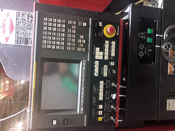 Used CNC Punch Amada Vipros 358 King II 2000