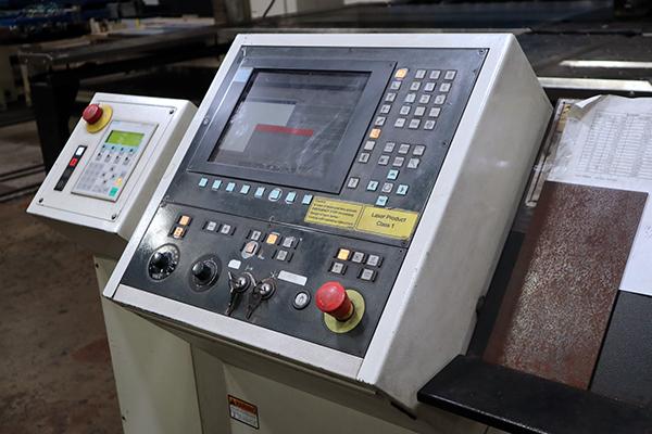 Used CNC Punch Trumpf Trumatic 6000 2007