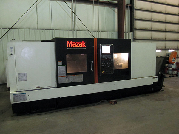 Used CNC Turning Center Mazak Quick Turn Nexus 400-II 2012