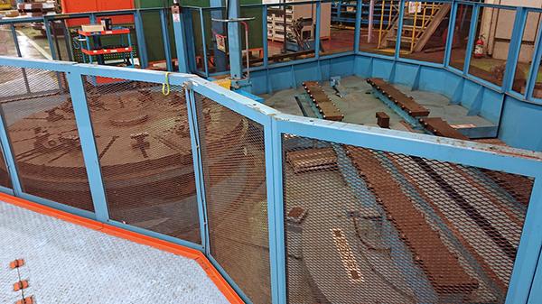 Used CNC Turning Center O-M VTLex2500MS 2013