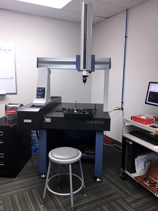 Used Coordinate Measuring Machine Mitutoyo Crysta-Plus M574 2015