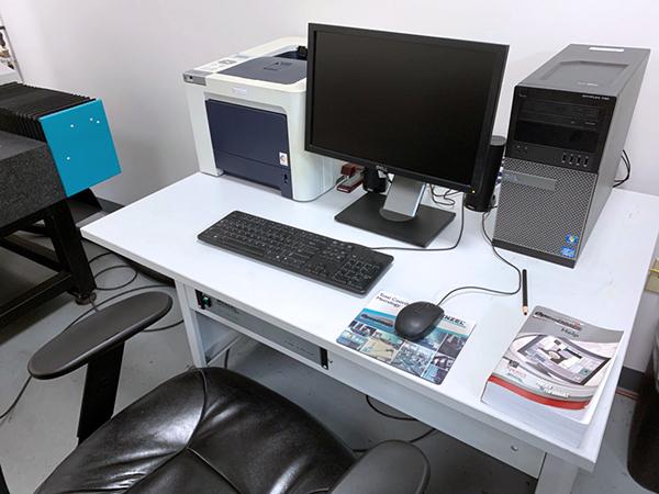 Used Coordinate Measuring Machine Wenzel XOrbit 55 2012