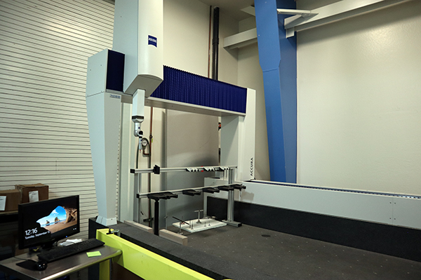 Used Coordinate Measuring Machine Zeiss Accura Mass 16/42/14 2011