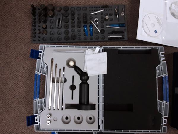 Used Coordinate Measuring Machine Zeiss Duramax 5/5/5 2012