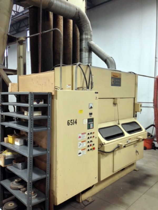 Used Cylindrical Grinders Timesaver 440 1990