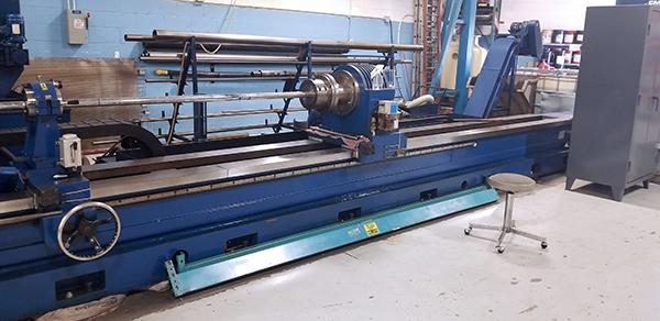 Used Deep Hole Drilling Machine Honge WR-120 x 3000 2008