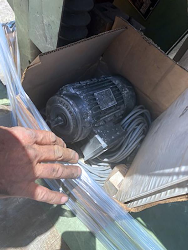 Used Mitre Band Saw  Peddinghaus (MEBA) 410 DG - 700 2007