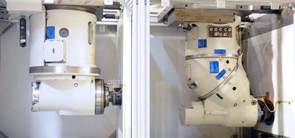 Used Floor Type Boring Mill Union PCR 160 2007