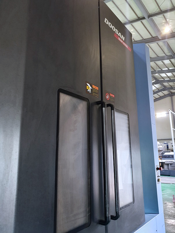 Used Horizontal Machining Center Doosan NHM 8000 2015