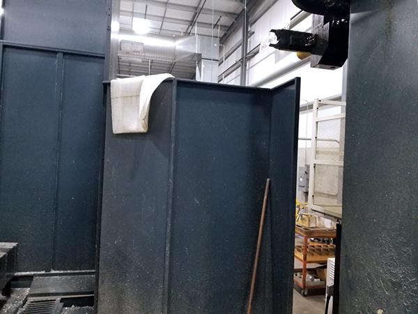 Used Horizontal Boring Mill Johnford BMC-130 2012