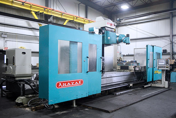 Used Horizontal Machining Center Anayak HVM 5000-P 2005