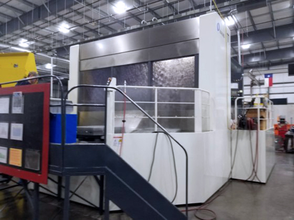Used Horizontal Machining Center Makino T1 2014