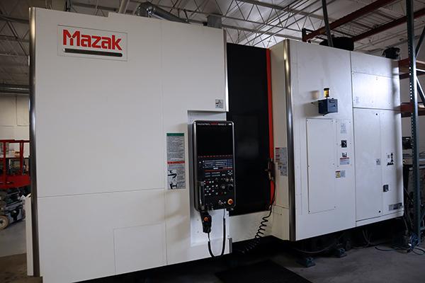 Used Horizontal Machining Center Mazak HCN-6000 II 2013