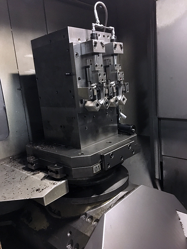 Used Horizontal Machining Center Mori Seiki NH5000 2003