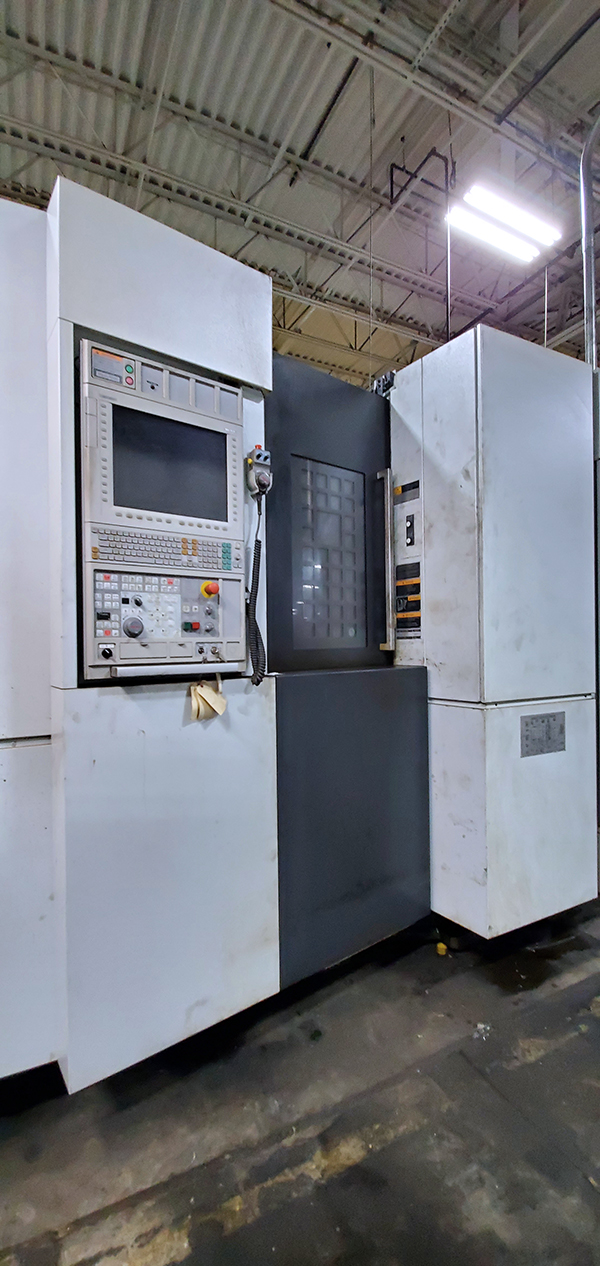 Used Horizontal Machining Center Mori Seiki NH6300DCGII 2011
