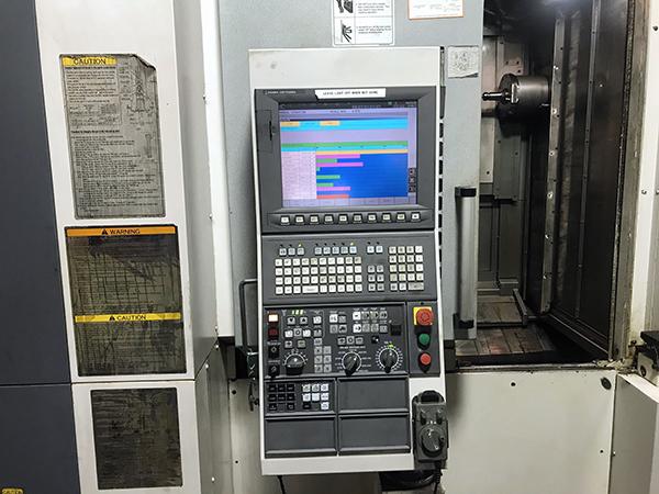 Used Horizontal Machining Center Okuma MB-5000H 2011