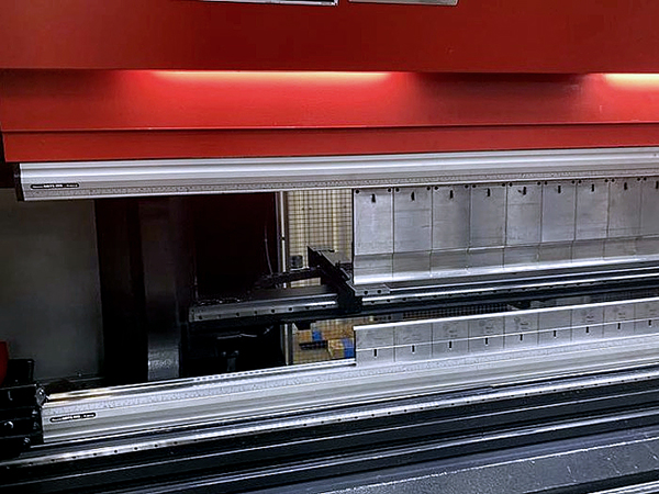 Used Hydraulic Press Brake Amada HG 2204 ATC 2016